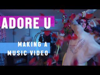 "Adore Delano – ""I Adore U"" [Behind the Scenes]"