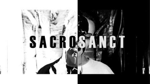 """""""Sacrosanct"""" featuring Nicholas Gorham"""