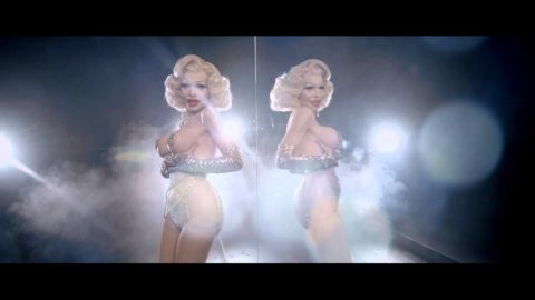 "Sharon Needles – ""I Wish I Were Amanda Lepore"" (feat. Amanda Lepore)"